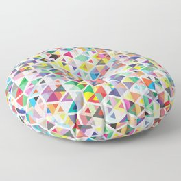 Cuben Colour Craze Floor Pillow