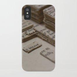 Book Art Maze 2 iPhone Case