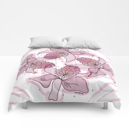Orquideas Comforters