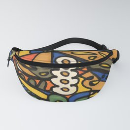 Make Art for Yourself Fanny Pack