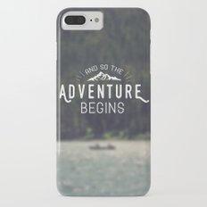 Adventure Slim Case iPhone 7 Plus