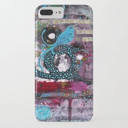 About Birdsong iPhone Case