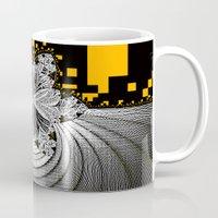 pixel art Mugs featuring Pixel ART by LoRo  Art & Pictures