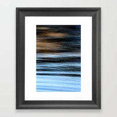 Don't let it roll right by you Framed Art Print