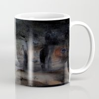 imagerybydianna Mugs featuring at the close by Imagery by dianna