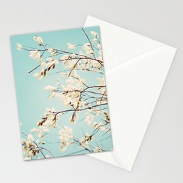 Spring Willows Stationery Cards