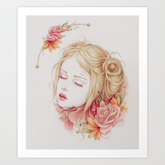 Atonement Art Print