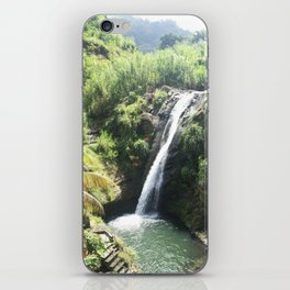 Waterfall Concord Falls iPhone Skin
