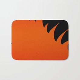 Flame Bath Mat