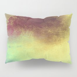 Circle Composition III Pillow Sham