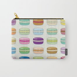 Colorful macaroon set Carry-All Pouch