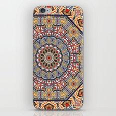 Pottery Tile Kaleidoscope iPhone & iPod Skin