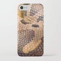 anaconda iPhone & iPod Cases featuring Anaconda by theGalary