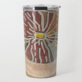 Tribal Maps - Magical Mazes #03 Travel Mug