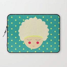 Am shy Laptop Sleeve