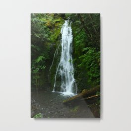 Madison Creek Falls Metal Print
