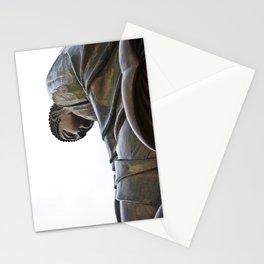Bronze Buddha Stationery Cards