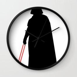 Star Wars Darth Vader Black Wall Clock