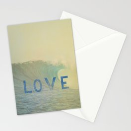 love surf Stationery Cards