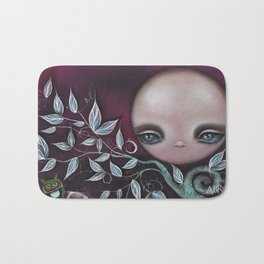 Night Creatures Bath Mat