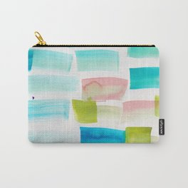 12   | 190304 Watercolour Painting Abstract Pattern Carry-All Pouch