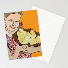 Raising an army  Stationery Cards