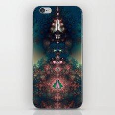 Green Fairy Tale iPhone & iPod Skin