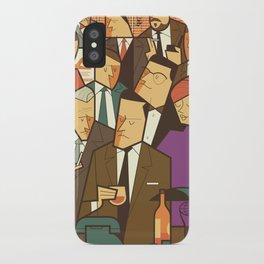 Madison Avenue iPhone Case