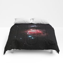 The Great Nebula in Orion Comforters