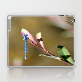 Blue Lady Laptop & iPad Skin