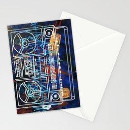 Malicious Melody Stationery Cards