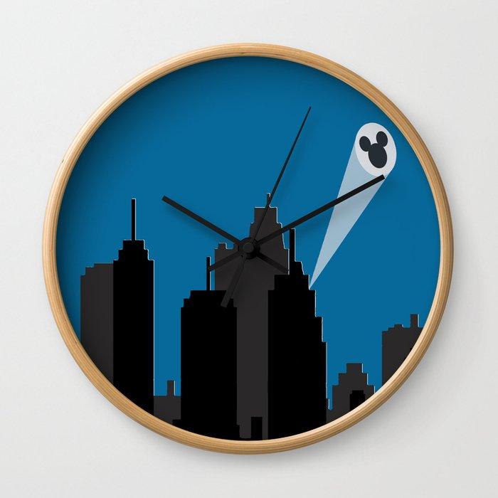 > s i g n Wall Clock