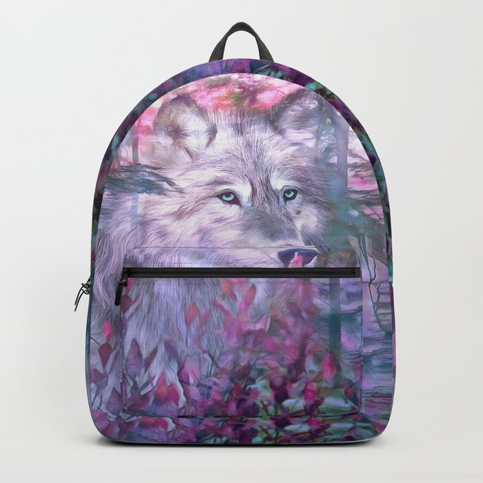 Forest Ghost Backpack