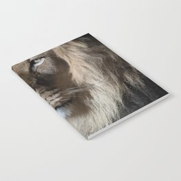 Portrait of a King Notebook