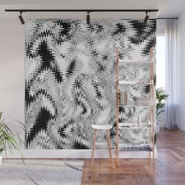 Interference Wall Mural