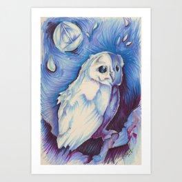 Companion Art Print