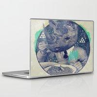twilight Laptop & iPad Skins featuring TWILIGHT by Steven Kline