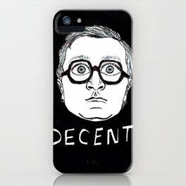 DECENT iPhone Case