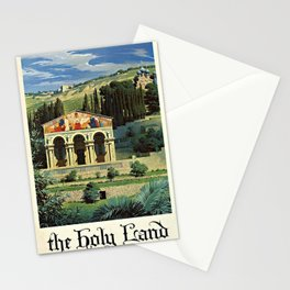 affiches The Holy Land Stationery Cards