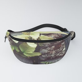 By the brick wall Fanny Pack
