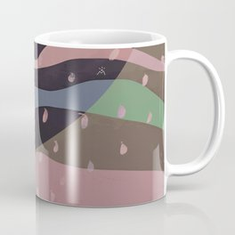 Autumnal Air around the Palm Tree Coffee Mug