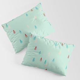 Raindrop Repeat Pillow Sham
