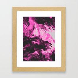 MONOLOGUE & COMPLICATIONS Framed Art Print