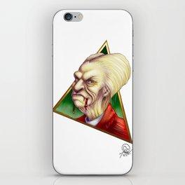 Vlad Portrait iPhone Skin