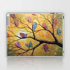 Butterfly Lights Laptop & iPad Skin