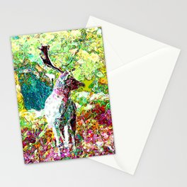 Dream Stag Stationery Cards