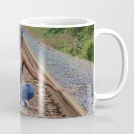Take ahold of life color animation Coffee Mug