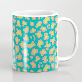Leopard Summery Coffee Mug