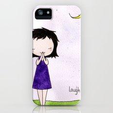 Laugh iPhone (5, 5s) Slim Case