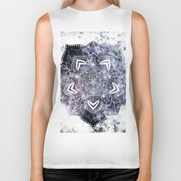 CANCER CONSTELLATION MANDALA Biker Tank